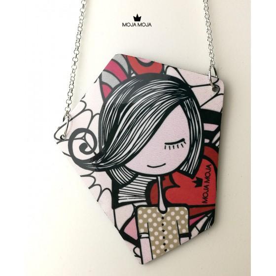 Ogrlica Gospodična Ofelija