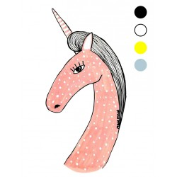 Transfer paper Unicorn A6