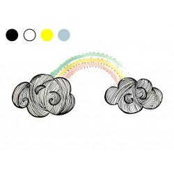 Transfer paper Rainbow A6