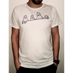 T-shirt Ne seri