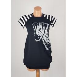 Oblekca tunika Mirjana zebra