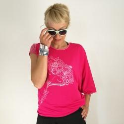 Majica Nadja roza