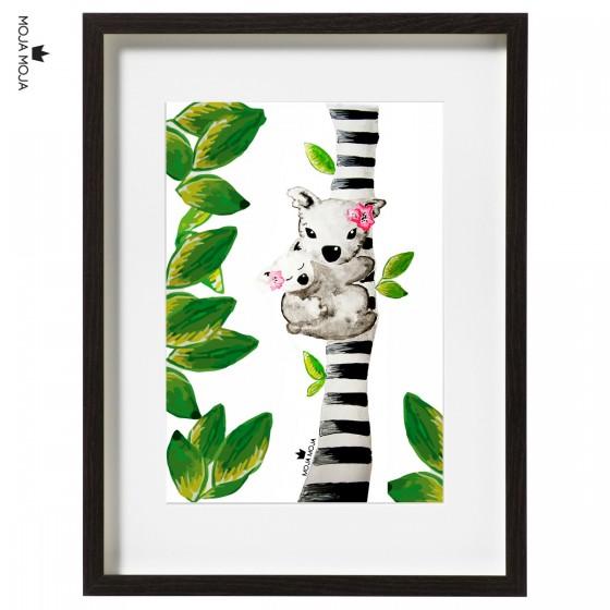 Art Print Koala