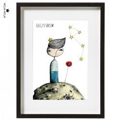 Art Print Mali princ
