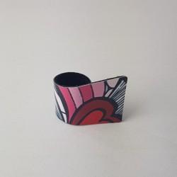 Ring snail Pink