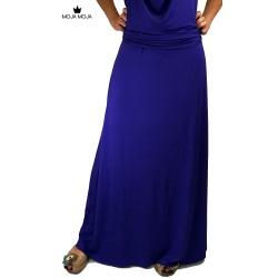 Simple skirt Violet