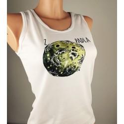 Majica Z lune padla