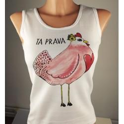 Majica Ta prava kokoš