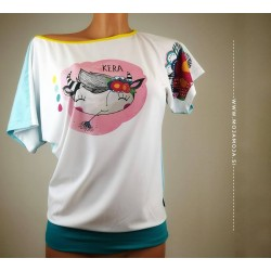 Majica Kera krava