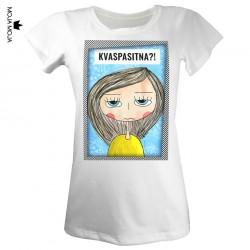 Majica Kvaspasitna?!