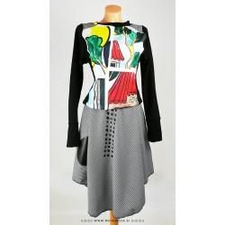 Skirt Pepita