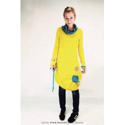Dress Yellow Dot
