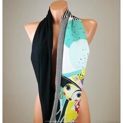 Tube scarf Liza