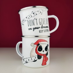 Cup Don't give up