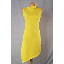 Obleka Fani rumena