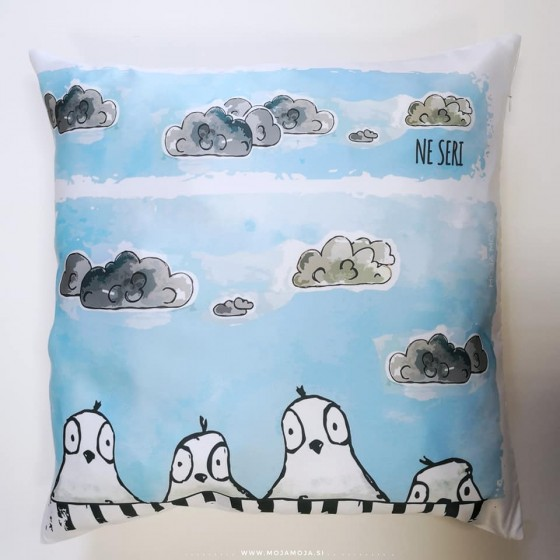 Pillow cover Ne seri