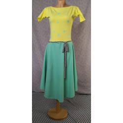 Ice-cream dress
