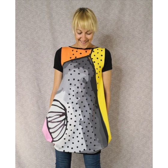 Dress Nu Abstract