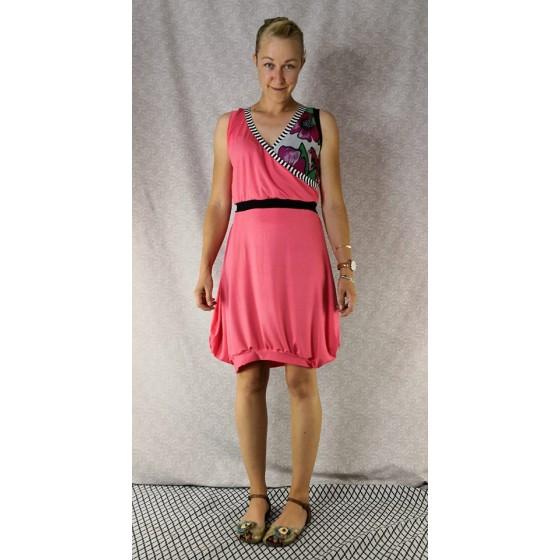 Obleka Roza mak - prednaročila