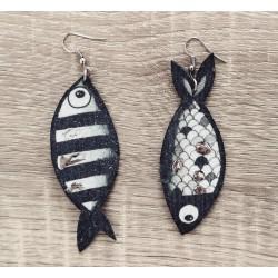 Uhani Ribe