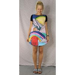 Dress Nu Rainbow