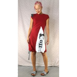 Obleka Miša rdeča - prednaročila