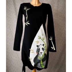 Dress Panda black