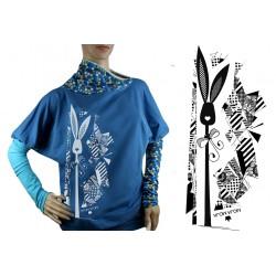 Majica modra