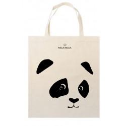 Bombažna vrečka Panda