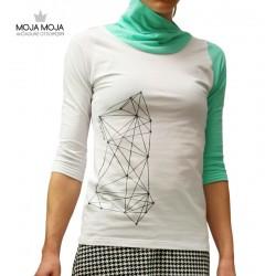 Majica Katjuša Mentol