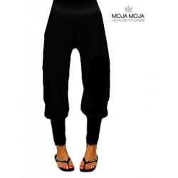 Basic hlače črne