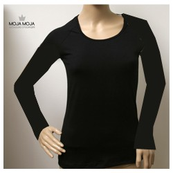 Simpl majica črna