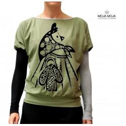 Majica kokoška Oliva
