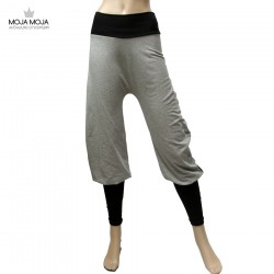 Basic pants Grey