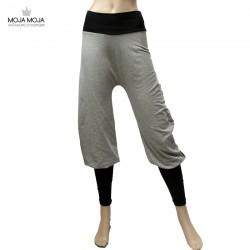 Simpl hlače sive