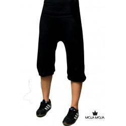 34 hlače - črna