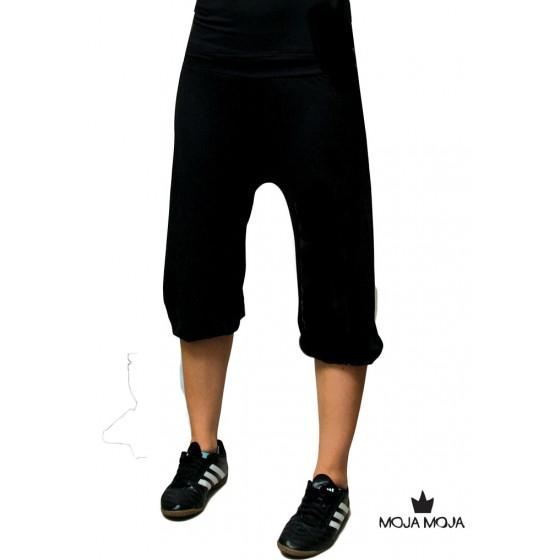 34 hlače Zebra - črna