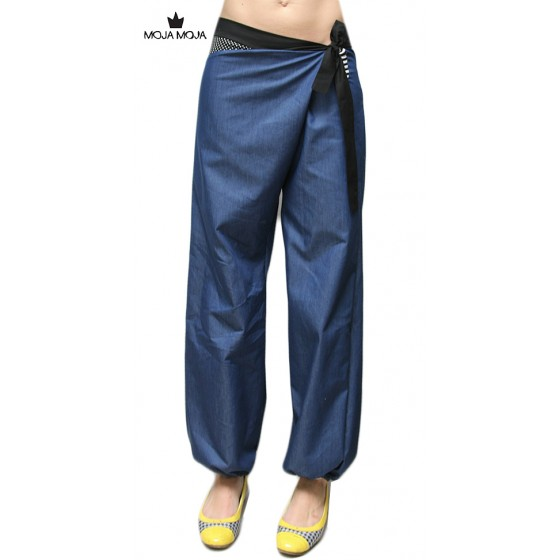 Hlače Vera - jeans