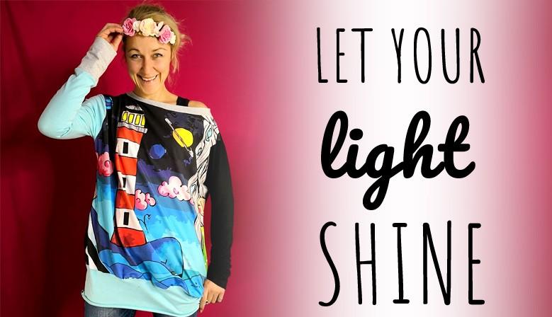 Light in the dark majica