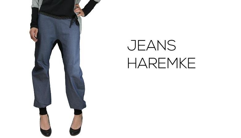 Jeans Haremke MOJA MOJA