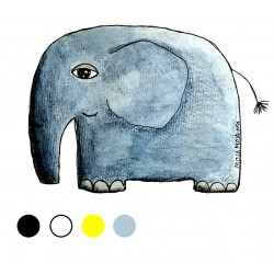 Transfer paper Elephant A6