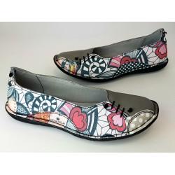 Modni čevlji Sivi - prednaročila