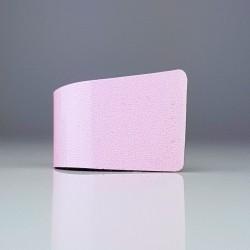 Prstan polžek Pastel roza
