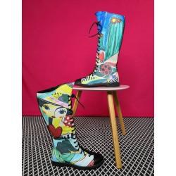 Boots Capri