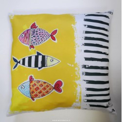 Pillow cover Fishes