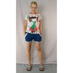 Kratke hlače Jeans - prednaročila
