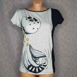 Majica Nu z lune padla