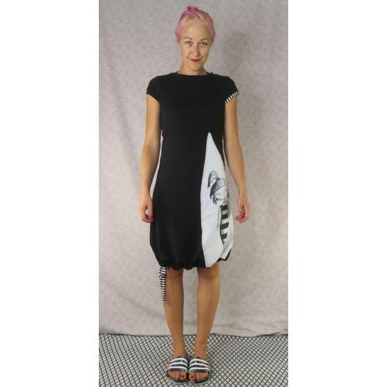 Obleka Miša črna - prednaročila