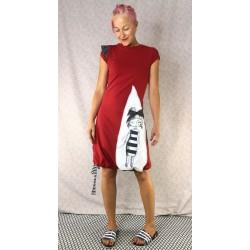 Dress Miša red - preorders