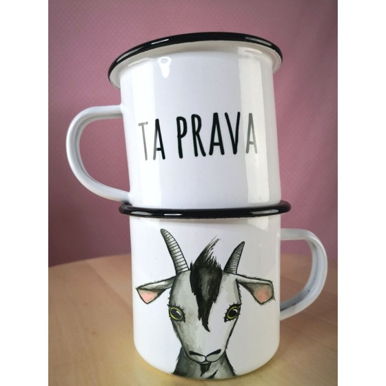 Cup Goat